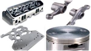 blaser blasocut, механическая обработка, автомобильная промышленность, поршень, блок цилиндров, корпус